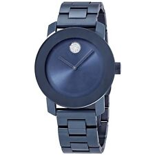 Movado 3600494 Women's Bold Blue Quartz Watch