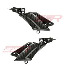 Yamaha YZF R6/R6S Mid Side Infill Panel Cover Fairings 100% Twill Carbon Fiber