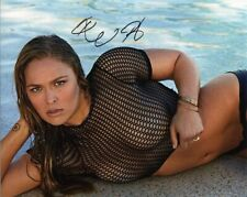 Ronda Rousey Autographed Signed 8x10 Photo ( UFC ) REPRINT ,