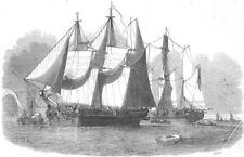 ARCTIC.Return of Capt Sir James Rosss expedition-Enterprise & Investigator, 1849