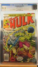 Incredible Hulk #209 CGC 8.5 Absorbing Man appearance Comic