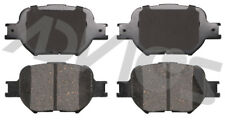 Disc Brake Pad Set-OE Front ADVICS AD0817