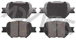 ADVICS OE AD0817 Disc Brake Pads for Scion tC 2010-2005