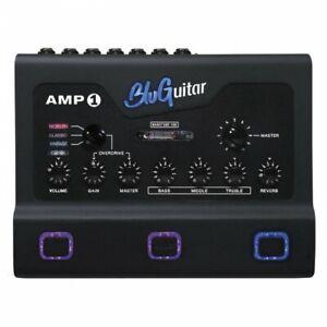 BluGuitar AMP1 Iridium Edition 100 Watt Nanotube Guitar Amp (Metal Version)