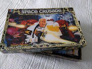 Space Crusade + Mission Dreadnought + Eldar Attack