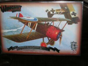 "WNW 1/32 Sopwith Camel - ""BR.1"""