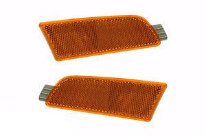 2009-2013 Mazda 6 Front Left & Right Hand Driver Side Turn Signal Marker Set OEM
