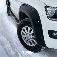 VOLKSWAGEN VW AMAROK Over Fender Flares Wheel Arches Extenders 70mm BUSHWACKER