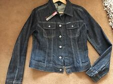Women's Diesel Denim Jacket New With Tags Size M (12)