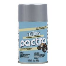 Pactra Indy Silver Polycarbonate Lexan 3 oz RC Spray Paint by Testors 303416