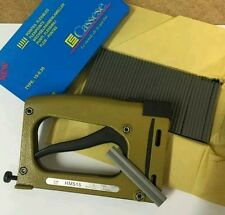 Meite Flexi Point Gun - with 10000 flexi points.Picture Framing Tool/ craft