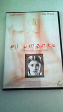 "DVD ""EL AMANTE"" JEAN JACQUES ANNAUD JANE MARCH TONY LEUNG"