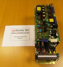 A06B-6047-H040 FANUC DC Axis Drive unit for Fanuc 10M and 20M Motor Series.