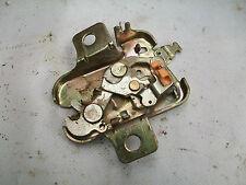 Mazda MX5 MK1 Boot Catch/Lock Mechanism