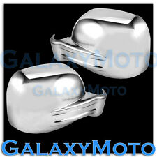 Triple Chrome plated ABS Mirror Cover for 02-07 Jeep Liberty