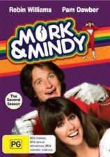 Mork And Mindy : Season 2 (DVD, 2008, 4-Disc Set)