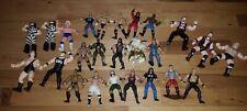 Lot Of 25 WWE WWF Jakks OSFTM Wrestling Action Figures WCW ECW