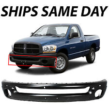 NEW Primered Front Bumper Face Bar for 2002-2009 Dodge Ram Pickup 1500 2500 3500