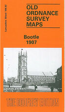 Old Ordnance Survey Mappa bOOTLE 1907