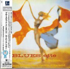 Curtis Fuller Quintet – Blues-ette / Blues-ette PART II JAPAN MINI LP 2-CD SET