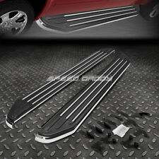 "FOR 09-15 HONDA PILOT YF3/4 5.5"" BLACK ALUMINUM SIDE STEP RUNNING BOARD NERF BAR"