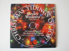 CHRISTMAS TIDINGS OF JOY: HAYLEY WESTENRA, ROYAL BRITISH LEGION BAND (2010)