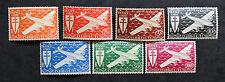 Timbre SOMALIS Stamp - Yvert et Tellier Aérien n°1 à 7 n** (Col3)