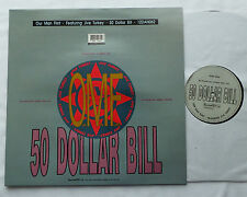 "OUR MAN FLINT Feat. JIVE TURKEY 50 Dollar bill BELGIUM  12"" EBM DANCETERIA New!"