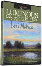 Lori McNee: Luminous Landscape Painting - Art Instruction DVD