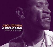 ABOU DIARRA & DONKO BAND - LIVE AU NEW MORNING - CD + DVD - 2015 - NEUF NEW NEU