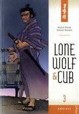Lone Wolf and Cub Omnibus TPB #3-REP NM 2013 Stock Image
