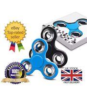 Fidget Hand Toy Finger Steel Spinner Pocket Desk Focus EDC ADHD Stress Relief
