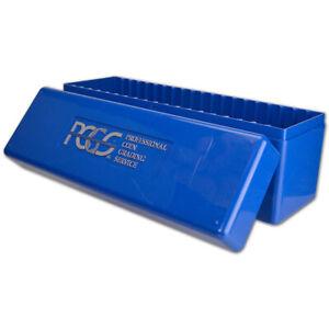 PCGS Plastic Storage Box