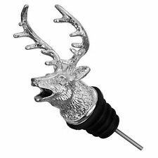 Animal Head-Wine Pourer Spout,Wine Bottle Stopper for Bar and Home Accessories