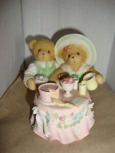 VINTAGE CHERISHED TEDDIES 2004 - HILARY & KURTIS