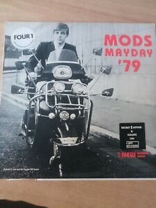 1979 - MODS MAYDAY '79 - RECORDED LIVE LONDON. Original Vinyl LP