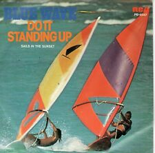 7inch BLUE WAVE	do it standing up	HOLLAND  1980 EX+	  (S0249)