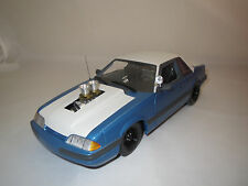 gmp  Ford  Mustang  (blau-metallic)  1:18 ohne Verpackung !