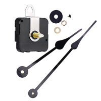 DIY Quartz Battery Wall Clock Movement Mechanism Repair Tool Replace Parts Kit
