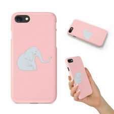 ELEPHANT 4 BACK HARD CASE COVER FOR APPLE IPHONE