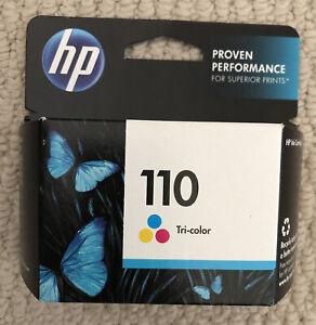 Genuine HP 110 Tri-Color Photo Ink Cartridge Exp. 02/13 New/Sealed