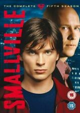 Smallville Complete 5th Season Dvd Brand New & Factory Sealed