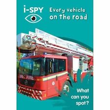 **NEW PB** i-SPY Every vehicle on the road: