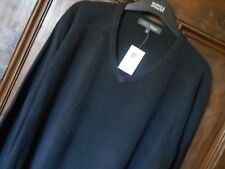 "*M & S* Mens Soft Knitted V Neck JUMPER Size XLarge 44""- 46"" BNWT"