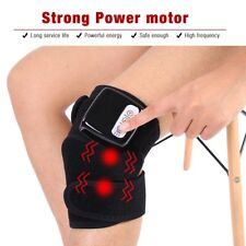 Knee Joint Arthritis Pain Physiotherapy Massager Heat Vibration Relax Machine