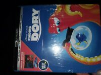 Brand New! Finding Dory Steelbook Edition (4K Ultra HD + Blu-ray + Digital)