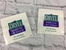 NEW Genuine Original DRYEL Brand New ABSORBENT PAD 4 PACK +3 For STAIN REMOVAL