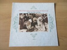 The Bad And Lowdown World Of The Kane Gang  Vinyl LP Album UK 85 New Wave  KWLP2