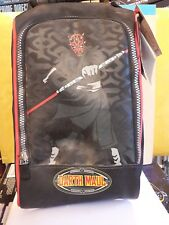 Star Wars Episode one - Darth Maul lunch bag