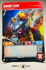 Transformers TCG Team-Up Tactics #R076 Rare Battle Card